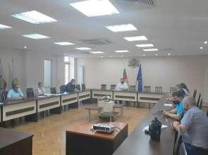Проведе се заседание на Областен кризисен щаб Силистра във връзка със заповед на МЗ с мерки срещу коронавируса