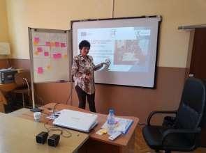 Филиал Силистра е активен участник в различни формати на сътрудничество с училищата на територията на град Силистра