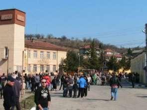 Кметството, църквата и читалището в Калипетрово с обща програма за Димитровден
